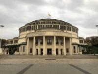 Polen Jahrhunderthalle in Breslau Kopfbild
