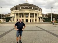 Polen Jahrhunderthalle in Breslau