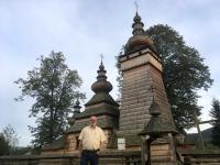 Polen Kwiaton Holzkirchen in den Nordkapaten
