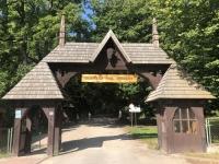 Polen Nationalpark Bialowieza Kopfbild