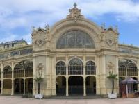 Tschechien Bedeutende Kurstädte Europas Marienbad Barockkolonnade 2020 07 18 Kopfbild