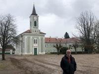 Tschechien Nationalgestüt Kladruby