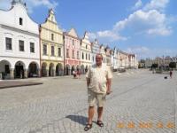 Tschechien Historisches Zentrum Telc