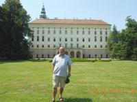 Tschechien Kromeriz Schloss