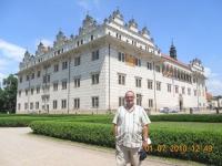 Tschechien Schloss Lytmoysl