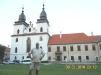 Tschechien-trebic-basilika