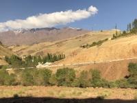 Usbekistan Westliches Tian-Shan-Gebirge Kopfbild