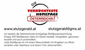 2019 09 04 Brettljausen Visitenkarte Vorderseite