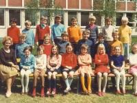 1972 Volksschule 3. Klasse 2. Reihe ganz rechts