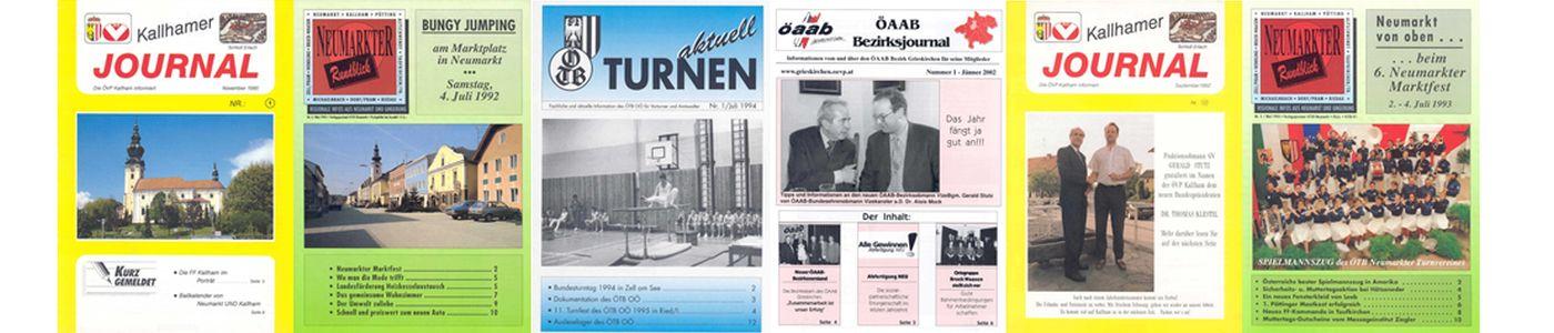 Homepage von Gerald Stutz